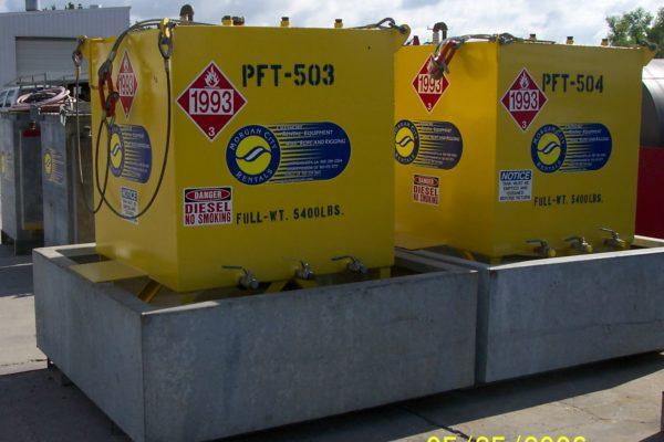 500 gallon fuel tanks